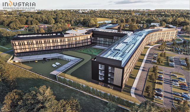 Gliwice. Nowy miejski szpital spełni najwyższe standardy.