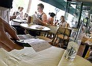 Restauracje rosną na Euro