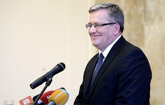 TNS Polska: 47 proc. dla Bronisława Komorowskiego, 17 proc. dla Andrzeja Dudy