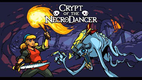 Dwoje na kanapie: Crypt of the NecroDancer