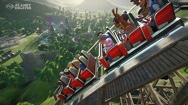 Macie ochotę na RollerCoaster Tycoon? Planet Coaster zaprasza