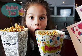 Prosty przepis na popcorn karmelowy
