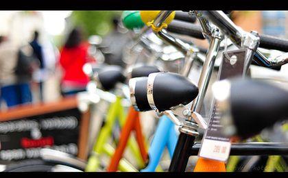 Polscy policjanci zatrzymali niemiecką rodzinę kradnącą rowery