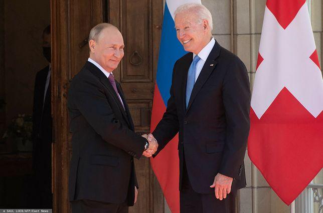 USA. Joe Biden zadzwonił do Władimira Putina. Padły jasne żądania