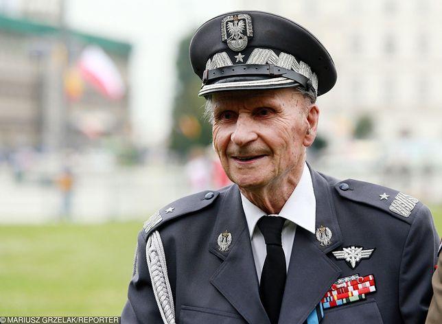 Generał Zbigniew Ścibor-Rylski. Pożegnaliśmy go w piątek 10 sierpnia 2018 roku