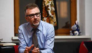 Jarosław Makowski jest kandydatem na prezydenta Katowic