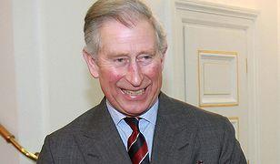 """Żaba na cześć księcia Karola. """"Jestem zaszczycony"""""""