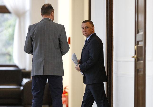 Marian Banaś nie wyklucza kontroli w rządowej agencji