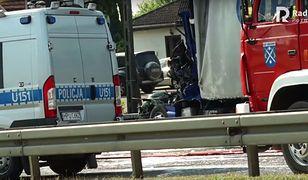 Przyczyny wypadku wyjaśnia wielkopolska drogówka