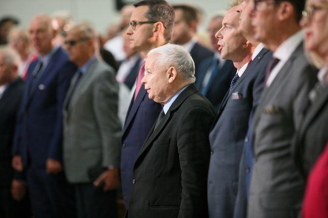 Jarosław Kaczyński wziął udział w konwencji PiS w Szczecinie