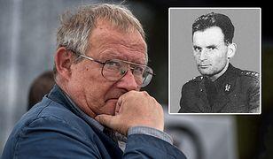 """Adam Michnik jest redaktorem naczelnym """"GW, Stefan Michnik (zdjęcie z lat 50. XX w.) mieszka w Szwecji"""