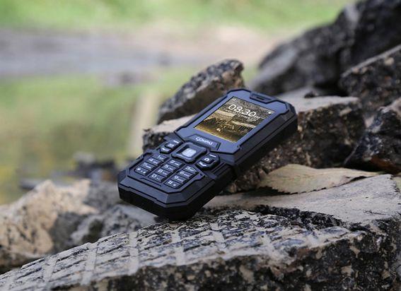 Compas Offroad: telefon do zdań specjalnych