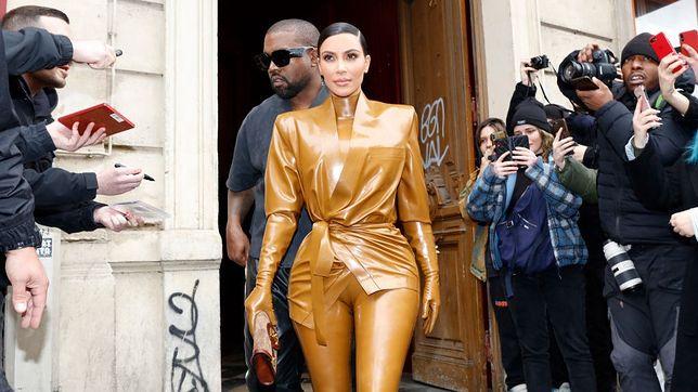 Kim i Kanye rzekomo nie są w stanie wojny