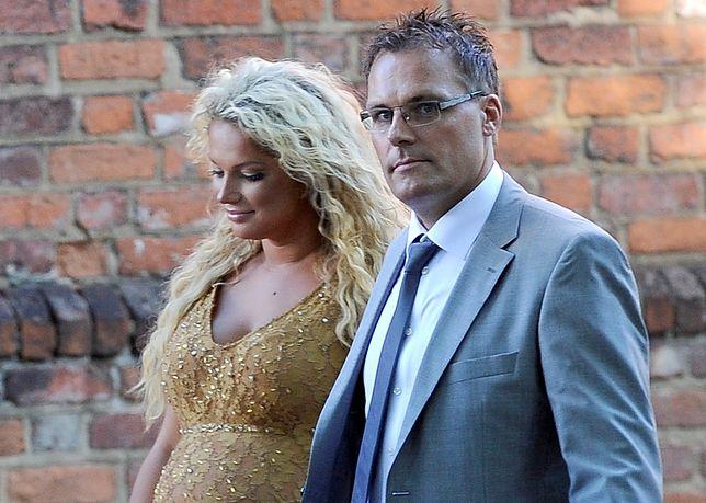 Ola Serneke, były mąż Joanny Liszowskiej, zaliczył wizerunkową wpadkę