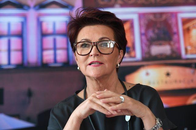 Jolanta Kwaśniewska zdecyduje się na start w wyborach prezydenckich?