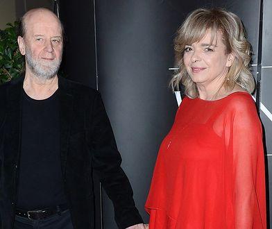 Katarzyna Grochola wyszła za mąż za Stanisława Bartosika 9 miesięcy temu