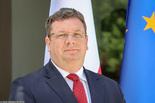 Michał Wójcik odpowiada ETPC. Burza nad Izbą Dyscyplinarną SN