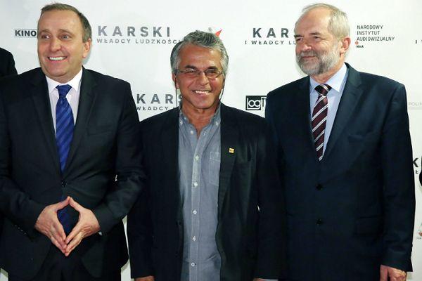 Schetyna: Jan Karski był świadkiem prawdy o Holokauście