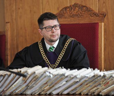 Sędzia Wojciech Łączewski zrzekł się z urzędu sędziego