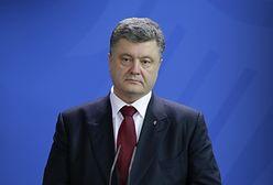 Kijów. Atak na byłego prezydenta Ukrainy
