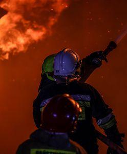 Kijów. Pożar w kościele św. Mikołaja podczas próby koncertu