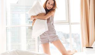 Wybierz piżamę, w której będziesz czuła się komfortowo