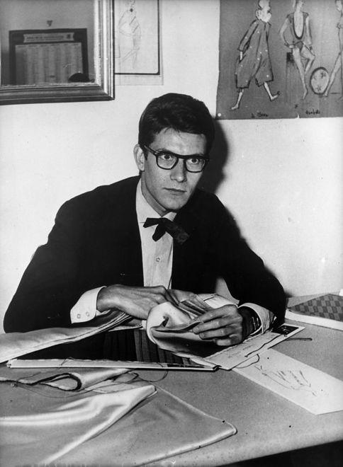 80. rocznica urodzin francuskiego projektanta