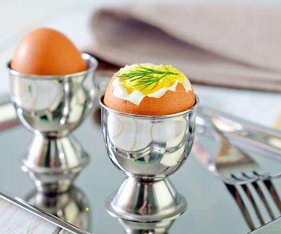 Jajka na śniadanie pomagają schudnąć