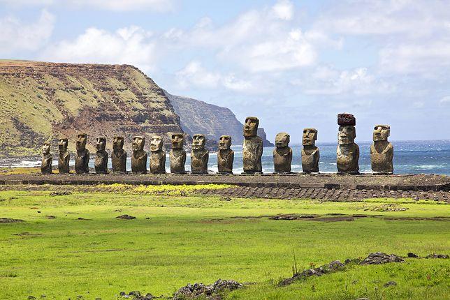 Wyspa Wielkanocna zagrożona. Jej przyszłość maluje się w czarnych barwach