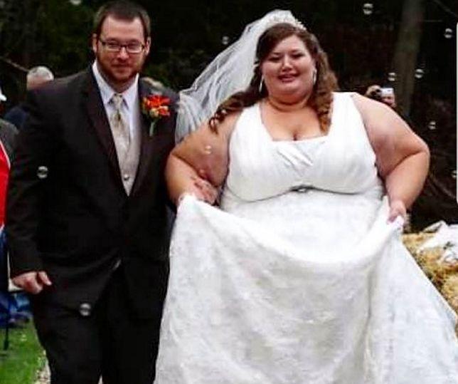 Lexi i Danny łącznie schudli aż 180 kilogramów. Zajęło im to kilkanaście miesięcy.