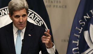 Kerry: jest jeszcze szansa na pokój w Syrii