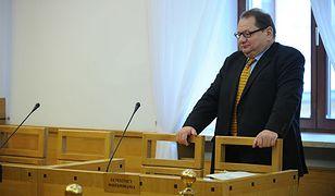 Ryszard Kalisz: rząd wyszedł na poprawce jak Zabłocki na mydle