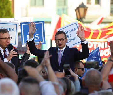 """Morawiecki o ACTA2. """"To właśnie opozycja, chcieli zamknąć usta w internecie"""""""