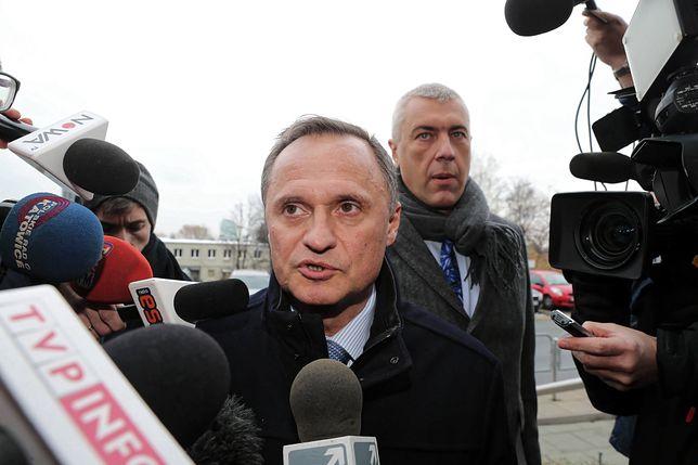 Leszek Czarnecki i Roman Giertych