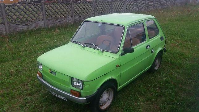 Fiat 126 Steinwinter 250L