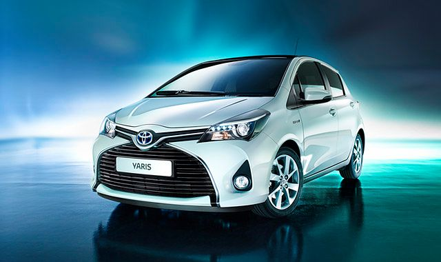 Toyota Yaris przejdzie facelifting