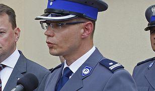MSWiA: mł. insp. Rafał Kubicki szefem komendy stołecznej policji