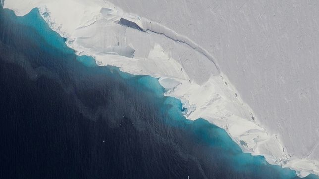 Topnienie lodowca Thwaites ostatnio znacznie przyspieszyło
