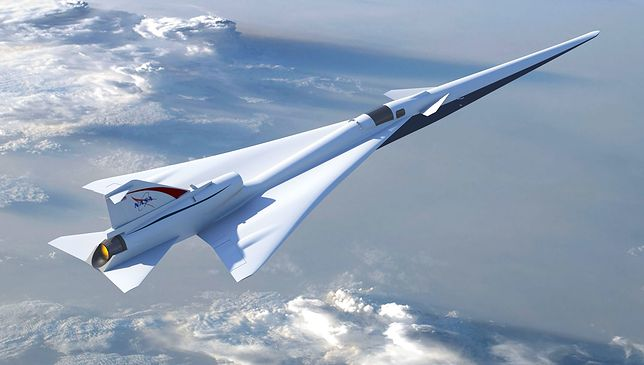 X-59 został oficjalnie potwierdzonym projektem.