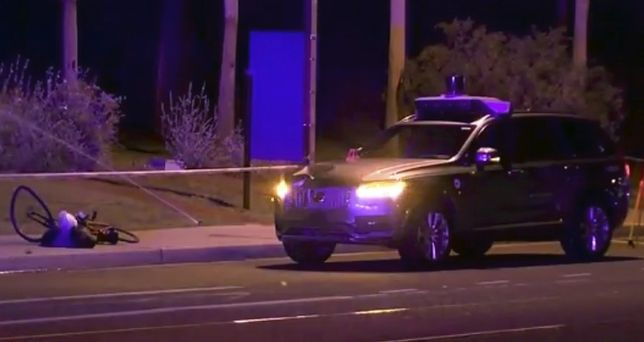 9 miesięcy temu w wypadku autonomicznego auta zginęła kobieta