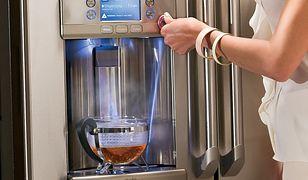 GE Cafe - lodówka z wbudowanym czajnikiem