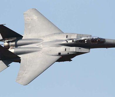 F-15K. Takimi myśliwcami dysponuje Korea Południowa