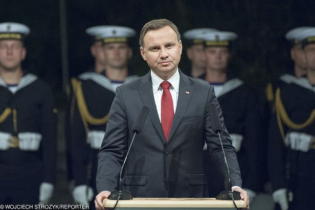 Westerplatte. Prezydent Andrzej Duda podpisze specustawę