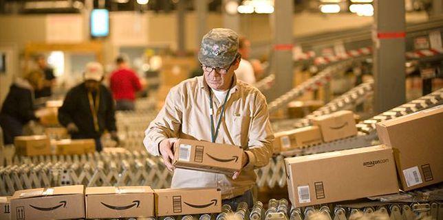 Amazon rekrutuje w Polsce. Jakie zarobki?