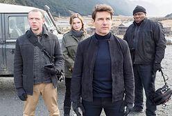 Tom Cruise nie może niczego wysadzić w powietrze, bo ludzie mu wiecznie przeszkadzają
