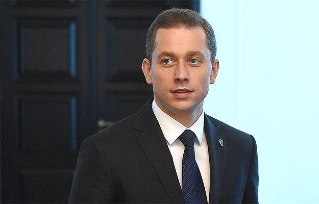 Cezary Tomczyk jest już oficjalnie rzecznikiem rządu