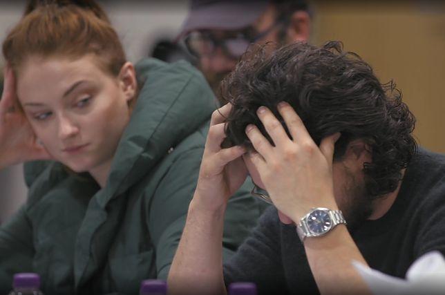"""""""Gra o tron"""": Kit Harington nie mógł opanować emocji, gdy poznał zakończenie serialu"""