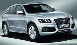 Audi Q5 Hybrid: Ekologiczny SUV