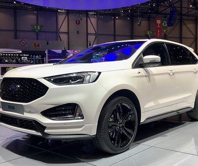 Ford Edge w wersji ST-Line