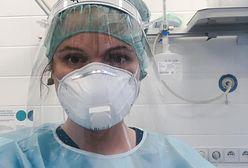 Pielęgniarka ze szpitala tymczasowego o chorych na COVID. Jej słowa przerażają